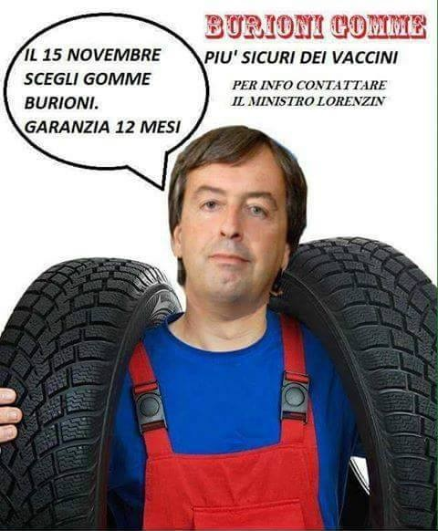 Roberto il gommista